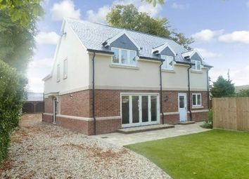 Thumbnail 4 bedroom detached house to rent in Pontings Close, Blunsdon, Wiltshire