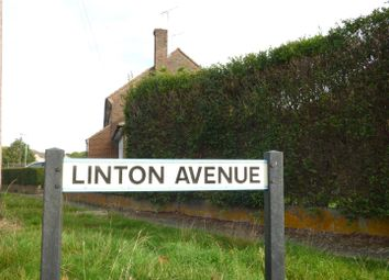 Thumbnail 3 bed terraced house to rent in Linton Avenue, Borehamwood