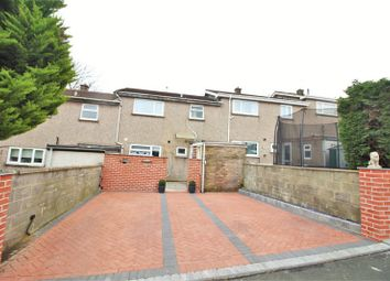 Thumbnail 3 bed terraced house for sale in Wesley Court, Pembroke Dock, Pembrokeshire.