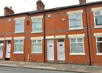 Thumbnail 3 bedroom terraced house for sale in Stanhope Street, Leicester