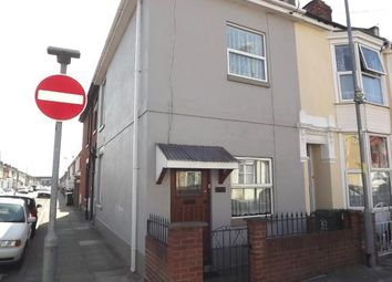 Thumbnail 2 bedroom end terrace house for sale in Prince Albert Road, Southsea