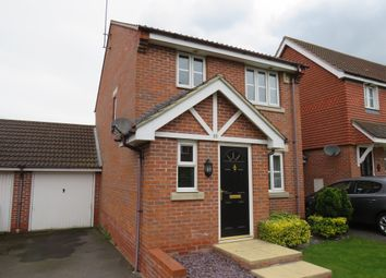 Thumbnail 3 bed detached house for sale in Walkers Way, Wootton, Northampton