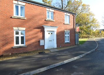 Thumbnail 3 bedroom semi-detached house for sale in Sir Charles Irving Close, Cheltenham, Gloucestershire