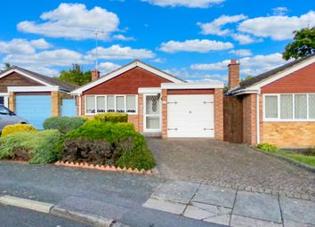 Thumbnail 2 bed detached bungalow for sale in Baxter Close, Tile Hill, Coventry