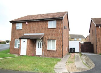 Thumbnail 2 bed semi-detached house for sale in Hatton Close, Northfleet, Gravesend