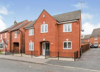 Thumbnail 4 bed detached house for sale in Glamorgan Way, Church Gresley, Swadlincote, Derbyshire
