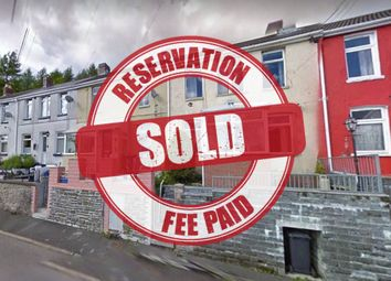3 bed terraced house for sale in Prossers Terrace, Cymmer, Port Talbot SA13
