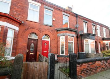 Thumbnail 3 bed terraced house for sale in Gorton Street, Eccles, Manchester