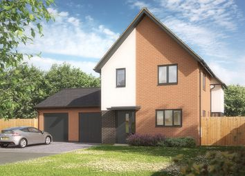 Thumbnail 4 bed link-detached house for sale in Stiffkey Court, Kings Lynn