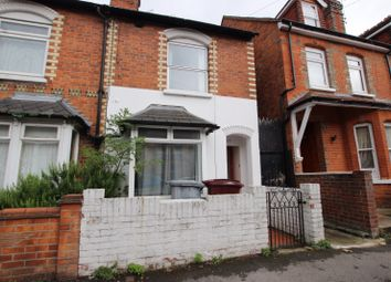 Thumbnail 3 bed terraced house to rent in Kensington Road, Reading