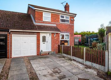Thumbnail 3 bed detached house for sale in Hill Top Close, Wistow, Selby