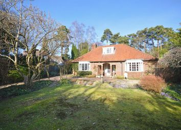 Thumbnail 3 bed detached house for sale in Crossways Road, Grayshott, Hindhead