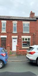 3 bed terraced house for sale in Claremont Road, Stockport SK2