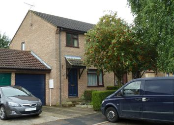 Thumbnail 3 bed semi-detached house to rent in Wheatfields, Rickinghall, Diss