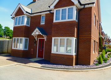 Thumbnail 3 bed terraced house to rent in Mimosa Way, Paignton
