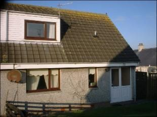 Thumbnail 2 bed semi-detached house to rent in East Cliff, Portpatrick, Stranraer