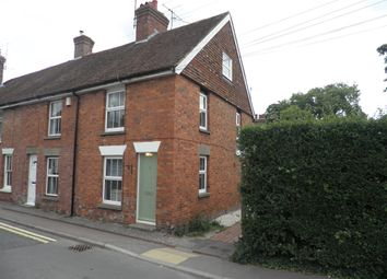 Thumbnail 2 bed end terrace house for sale in The Street, Hamstreet, Ashford