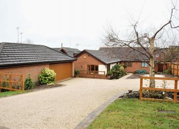 Thumbnail 4 bed detached bungalow for sale in Icknield Street, Church Hill North, Redditch