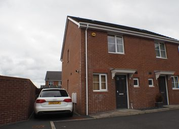 Thumbnail 2 bed semi-detached house to rent in Charlotte Court, Swansea