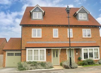 Redshank Crescent, Chineham, Basingstoke RG24. 4 bed semi-detached house for sale