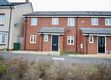 Thumbnail 3 bed end terrace house for sale in Astoria Drive, Coventry