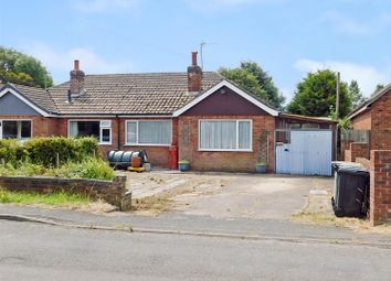Thumbnail 4 bed semi-detached bungalow for sale in Orby Road, Addlethorpe, Skegness