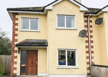 Thumbnail 3 bed semi-detached house for sale in 19 Sycamore Cres, Warren, Boyle, Co. Roscommon, XC94, Ireland