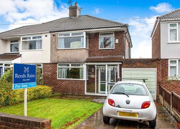 Thumbnail 3 bedroom semi-detached house for sale in Hunts Cross Avenue, Liverpool