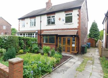 Thumbnail 3 bedroom semi-detached house for sale in Bowden Lane, Marple, Stockport