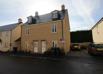 Thumbnail 3 bed end terrace house to rent in Station Road, Calne