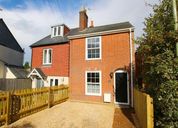 Thumbnail 2 bed semi-detached house for sale in Lower Buckland Road, Lymington, Hampshire