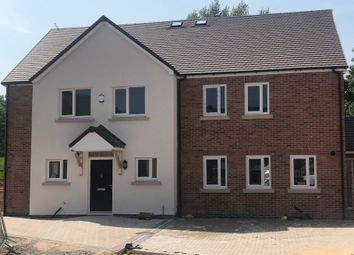 Thumbnail 4 bed semi-detached house for sale in Ainsworth Lane, Crowton