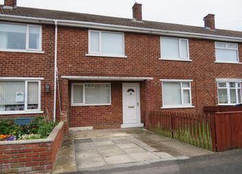 3 bed terraced house for sale in Delaval Road, Billingham TS23