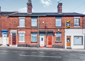 Thumbnail 2 bed terraced house to rent in Cornelious Street, Meir, Stoke-On-Trent