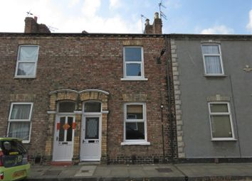 Thumbnail 2 bed terraced house to rent in Walpole Street, York