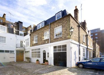 Thumbnail 5 bed mews house to rent in Queen's Gate Place Mews, South Kensington, London