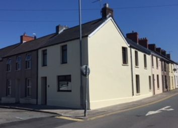 Thumbnail 3 bed end terrace house to rent in Dew Street, Haverfordwest