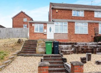Thumbnail 2 bed semi-detached house to rent in Fatherless Barn Crescent, Halesowen