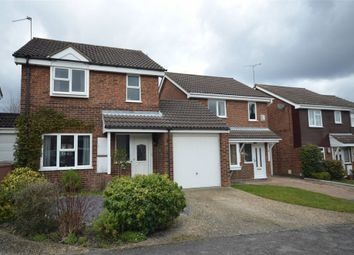 Thumbnail 3 bed detached house for sale in Caernarvon, Frimley, Camberley, Surrey