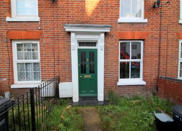 Thumbnail 2 bed terraced house to rent in Wymer Street, Norwich