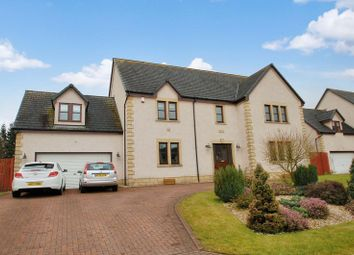 Thumbnail 5 bed detached house for sale in Golf Court, Cleghorn, Lanark