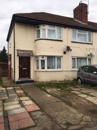 Thumbnail 2 bed flat for sale in Lancaster Avenue, Slough