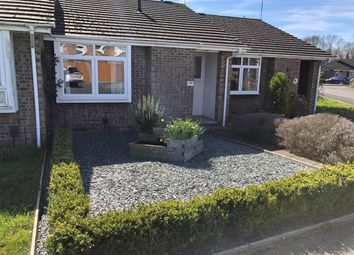 Thumbnail 2 bed terraced bungalow to rent in Appletrees, Bar Hill, Cambridge