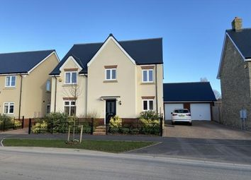 Thumbnail 4 bed detached house for sale in Speckled Wood Road, Thornbury, Bristol