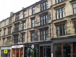Thumbnail 2 bedroom flat to rent in Gibson Street, Glasgow