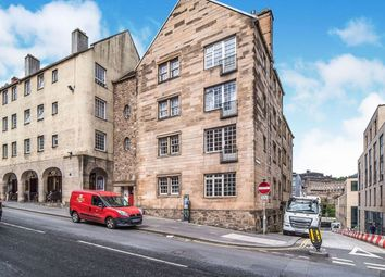 Thumbnail 3 bed flat for sale in Canongate, Edinburgh