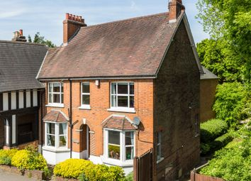 Thumbnail 4 bed link-detached house for sale in London Road North, Merstham, Redhill