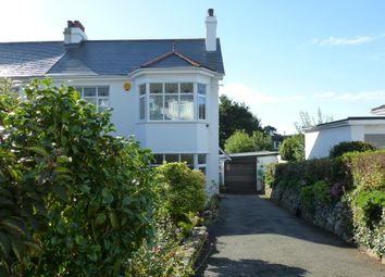 Thumbnail 3 bedroom semi-detached house for sale in Clements Road, Penzance