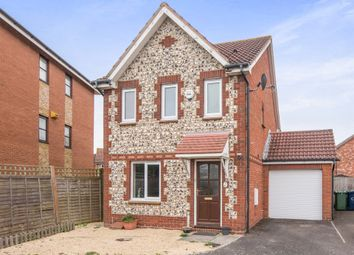 Thumbnail 3 bedroom detached house for sale in Yarrow Close, Oxford