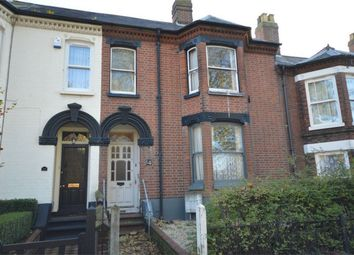Thumbnail 4 bed terraced house for sale in Constitution Hill, Norwich